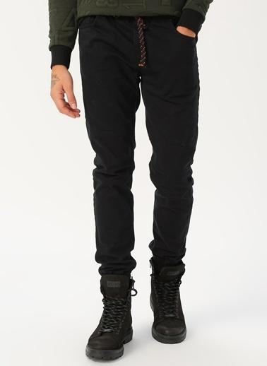 Bad Bear Jean Pantolon Siyah